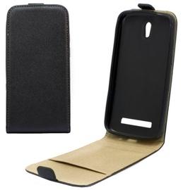 Telone Shine Pocket Slim Flip Case HTC Desire 620 Black