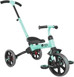 """Balansinis dviratis YVolution Y Velo Flippa 101222, žalias, 8.5"""""""