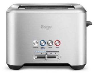 Тостер Sage STA720 BSS, нержавеющей стали