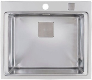 Teka Zenit R15 40/40 Sink Stainless Steel