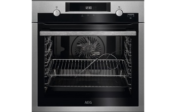 BUILT-IN OVEN BPE556320M (AEG)
