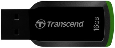 Transcend Jet Flash 360 16GB Black/Green