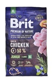 Сухой корм для собак Brit Premium, 3 кг