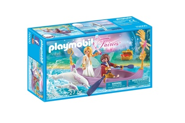 Constructor playmobil fairies 70000