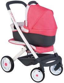 Lėlių vežimėlis Smoby Quinny 3in1 Pink
