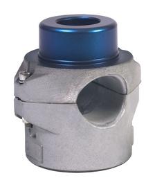 Plastiktorude keevitusotsik Dytron 40 mm, sinine