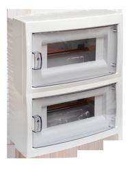 Virštinkinė automatinių jungiklių dėžutė Mutlusan, 16 modulių