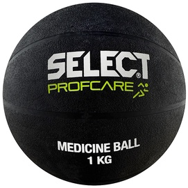 Select Medical Ball 1kg Grey