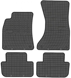 Резиновый автомобильный коврик Frogum Audi A4-B8 2007, 4 шт.