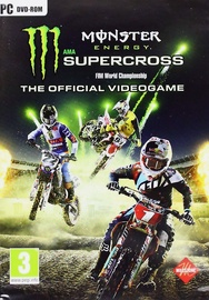 Monster Energy Supercross - The Official Videogame PC
