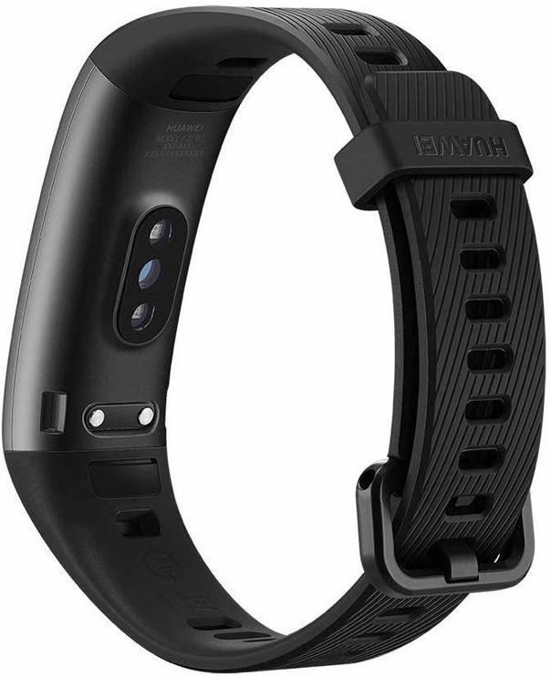 Išmanioji apyrankė Huawei Band 4 Pro Black, juoda