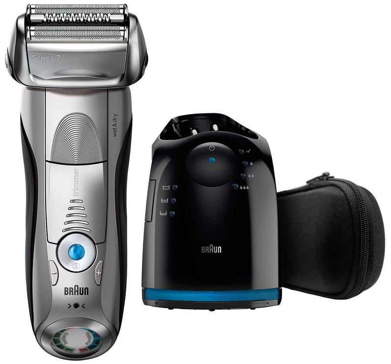 Barzdaskutė Braun Series 7 7899cc Wet & Dry+CCR2