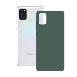 Dėklas telefonui Samsung Galaxy A21s green