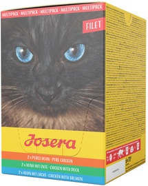 Josera Fillet Wet Cat Food Multipack 6x70g