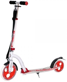Spartan Scooter Jumbo 2 White/Red