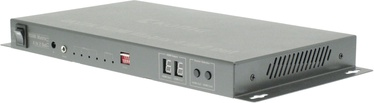 Konig 4 x 2-Port HDMI Matrix Switch Dark Grey