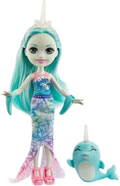 Lelle Mattel Enchantimals Naddie Narwhal & Sword GJX41