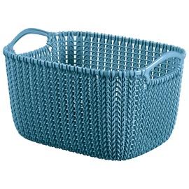 Korv Curver Knit S SQR 230810 sinine