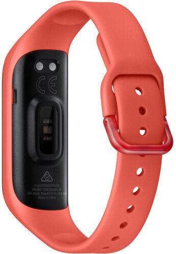 Išmanusis laikrodis Samsung Galaxy Fit2 Scarlet, raudona