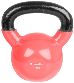 inSPORTline Vinyl Coated Dumbbell 14kg 10751