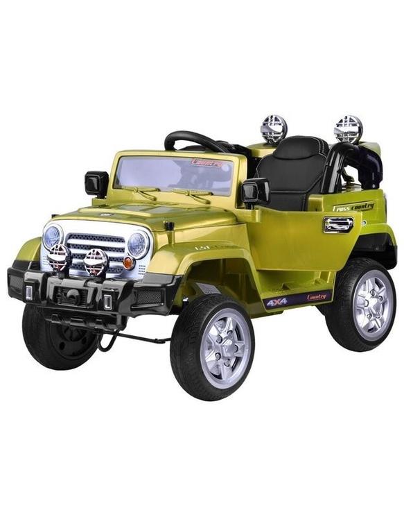 Vienvietīgs bērnu elektromobilis Jeep