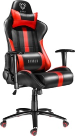 Žaidimų kėdė Diablo X-Player Black/Red