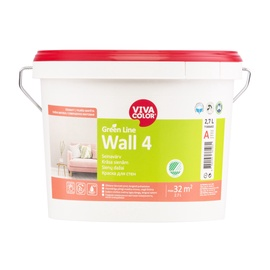 KRASA GREEN LINE WALL 4 A 2,7L (VIVACOLOR)
