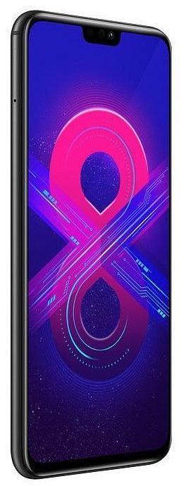 Huawei Honor 8X Dual 4/64GB Dual Black