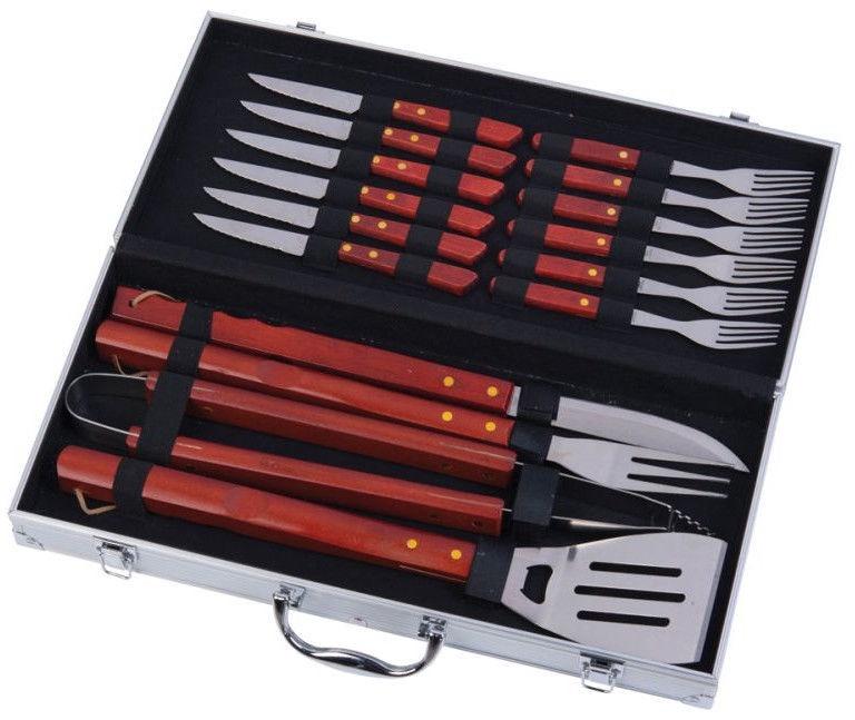 Nedis Barbecue Cutlery EA-45535 16PCS