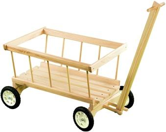 4IQ Jonas Wooden Childrens Cart