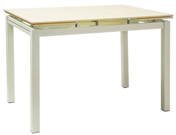 Signal Meble Table X74 110-170cm Cream
