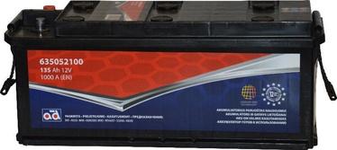 Аккумулятор AD BALTIC 635052100, 12 В, 135 Ач, 1000 а