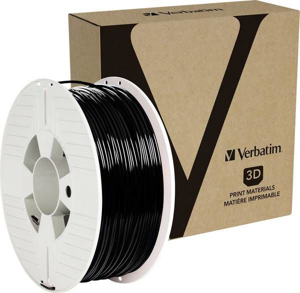 Расходные материалы для 3D принтера Verbatim 55033, 396 м, черный
