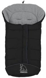 Kūdikio vokelis Heitmann Felle Winter Cosy Toes 7965 GS Black/Grey, 98 cm