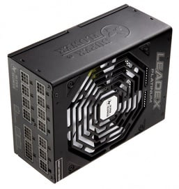 Super Flower Leadex 80 Plus Platinum PSU 1200W Black