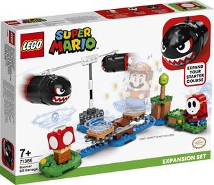 Konstruktors LEGO®Super Mario 71366 Būmera Bila aizsprosta paplašinājuma maršruts