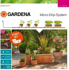 Gardena Micro-Drip-System Starter Set Plant Pots M