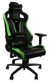 Noblechairs EPIC Gaming Chair Sprout Edition Black/Green