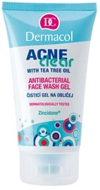 Dermacol AcneClear Antibacterial Face Wash Gel 150ml