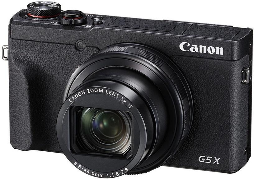 Canon PowerShot G5 X Mark II Body Black