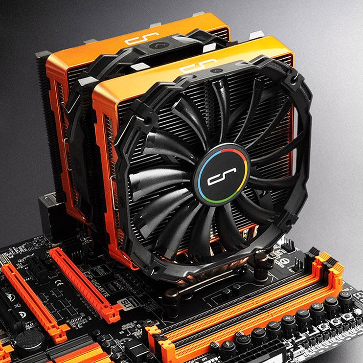 Cryorig Cover for R1 Orange CR-CCO