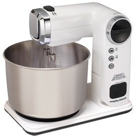 Morphy Richards Total Control White Folding Stand Mixer 400405