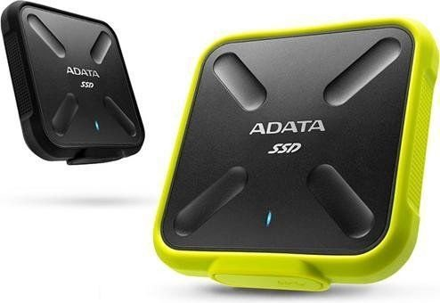 ADATA SD700 1 TB - USB 3.1 Yellow