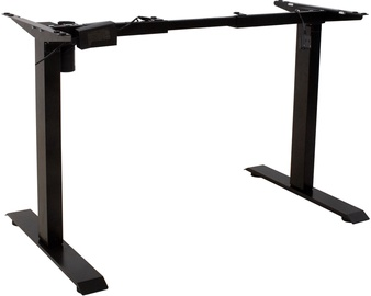 Home4you Ergo 1 Table Leg Black