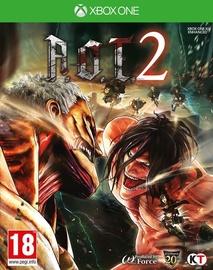 Attack On The Titan 2 Xbox One
