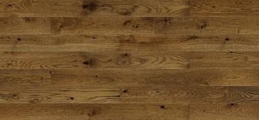 Ąžuolo parketlentės Nugat Piccolo, 2200 x 130 x 14 mm