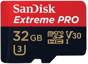SanDisk Extreme Pro 32GB microSDHC UHS-I U3