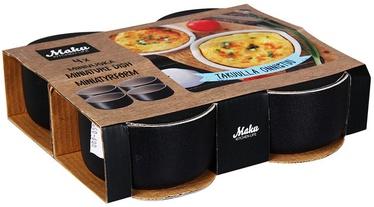 Maku Miniature Dish 4pcs 9x9x5cm