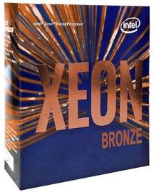 Процессор сервера Intel® Xeon® Bronze 3104 1.7GHz 8.25MB BOX, 1.7ГГц, LGA 3647, 8.25МБ