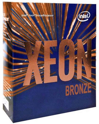 Intel® Xeon® Bronze 3104 1.7GHz 8.25MB BOX BX806733104SR3GM